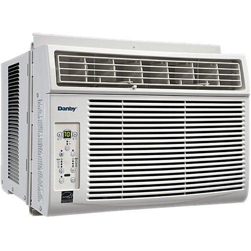 Danby DAC080EUB2GDB 8000 BTU Window Air Conditioner