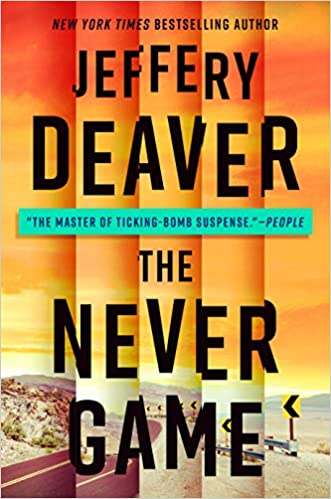 Amazon com: The Never Game (A Colter Shaw Novel