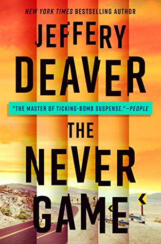 The Never Game by [Deaver, Jeffery]