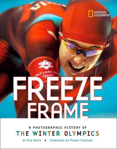 Freeze Frame: A Photographic History of the Winter Olympics (History - Frames Macys