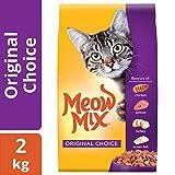 Meow Mix Original Choice Cat Food 2kg