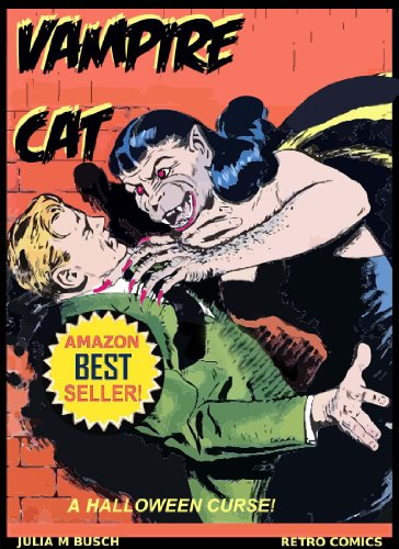 The Vampire Cat: A Halloween Curse, Retro Comics 12, Vampire 2 -