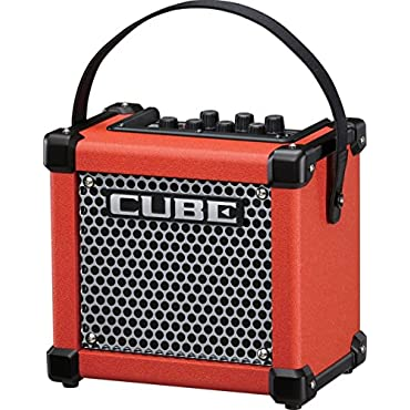 Roland Micro Cube GX Ultra Compact Combo Guitar Amplifier (M-Cube-GXR)