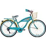 """26"""" Women's Margaritaville Multi-Speed Cruiser Bike"""
