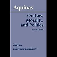 On Law, Morality, and Politics (Hackett Classics)