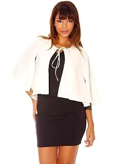 Veste blazer femme de couleur