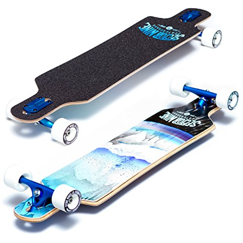 Sector 9 Meridian Complete Longboard Blue (Pro Build)