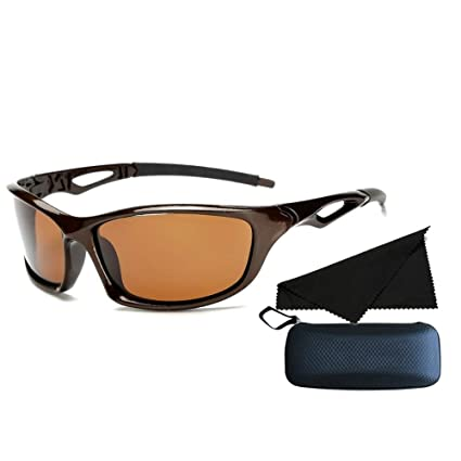 Protección UV Gafas de sol deportivas polarizadas / Montura ...