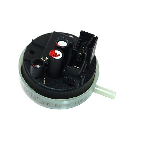 INDESIT - Presostato lavadora Indesit 1 nivel con conector: Amazon ...