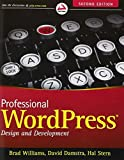 Professional WordPress: Design and Development by Brad Williams (2013-01-04)