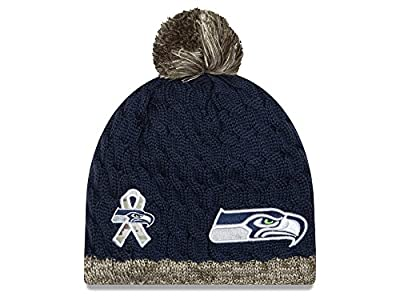 NFL 2015 Women's Salute to Service Knit Hat