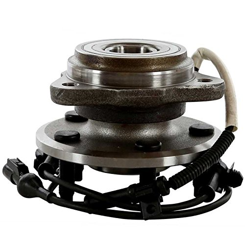 Auto Parts Wheels (Prime Choice Auto Parts HB615054 New Front Hub Bearing Assembly)