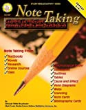 Note Taking, Grades 4-8: Lessons to Improve Research Skills and Test Scores
