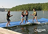 ChillRaft Original Floating Mat 6' feet x 16' feet x 1.5