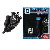 FootJoy Golf Rain-Ready Rain Grip Golf Glove Bonus Pack, Extra Large