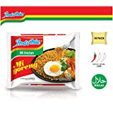 Indomie Goreng Fried Noodles for 10 Bags by Indomie