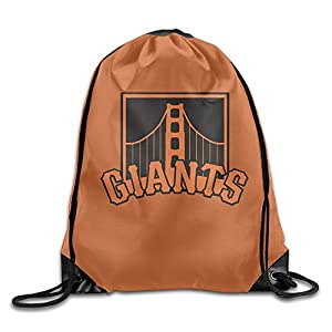 TEEMO San Francisco Baseball Team Port Bag Drawstring Backpack