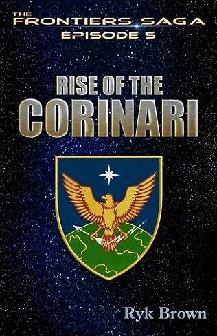 book cover of Rise of the Corinari