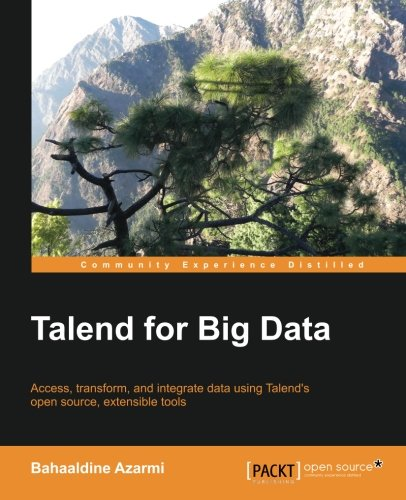 Talend for Big Data Front Cover
