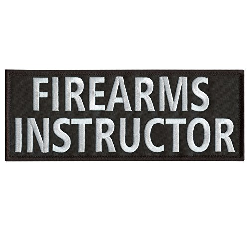 LEGEEON Firearms Instructor Large 10