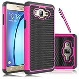 Galaxy On7 Case, EC™ Slim Hyb