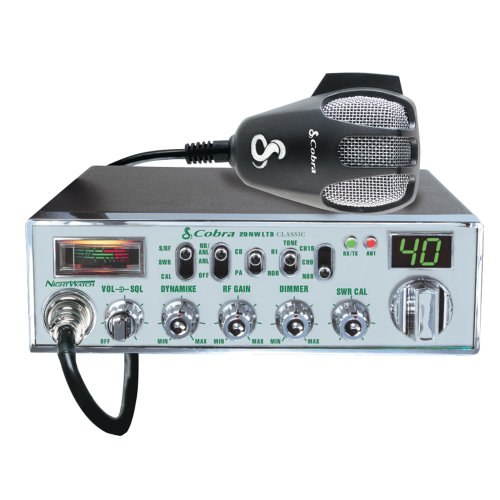 COBRA ELECTRONICS 29NW Classic(TM) CB Radio (29 NW; Instant channel 19)