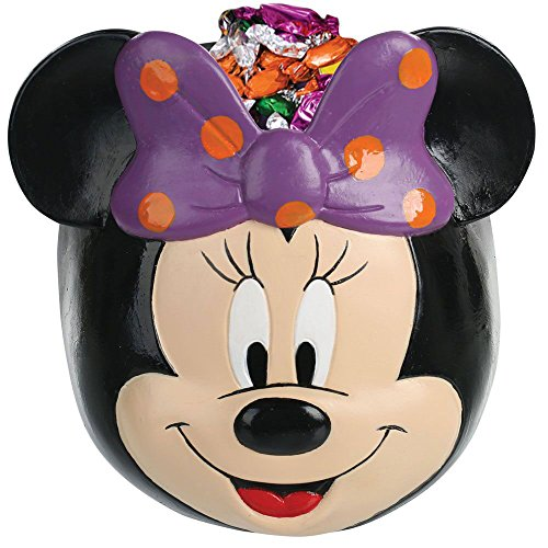 Disney W80673 Minnie Mouse 3D Candy Bowl