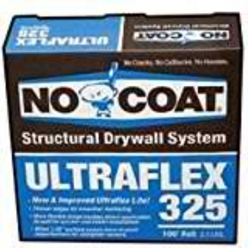 No Coat Drywall - Corner Drywall 3.25inx100ft