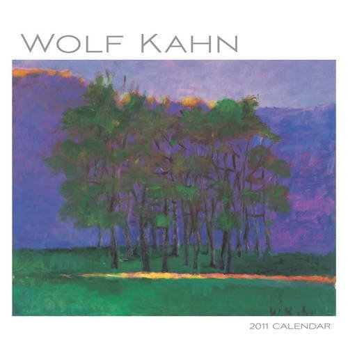 - Wolf Kahn 2011 Mini Wall Calendar by Wolf Kahn (2010-07-30)