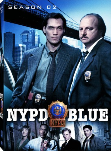 Nypd Blue Season 2 Repackage, used for sale  Delivered anywhere in Canada
