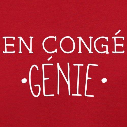 En congé fantasy génie - Femme T-Shirt - Rouge - M