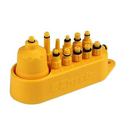 Kit de herramientas de purga de freno hidráulico para bicicleta ...