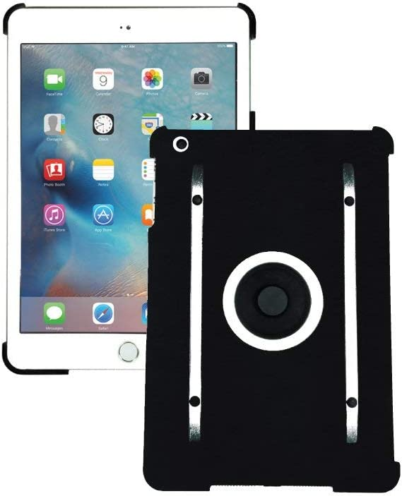 """MYGOFLIGHT iPad Air 10.5"""" and iPad 10.5"""" Polycarbonate Pilot Kneeboard and Mountable Everyday Case – Compatible with MGF Yoke and Suction Cup Sport Mounts and Sport Adapters"""