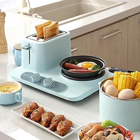 Amazon.com: CICIN Máquina de desayuno multifunción, 3 en 1 ...