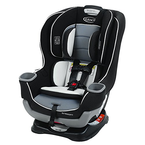 Graco Extend2Fit Convertible Seat Gotham product image