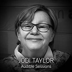 FREE: Audible Interview with Jodi Taylor