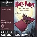 Harry Potter e la camera dei segreti letto da Giorgio Scaramuzzino. Audiolibro. 8 CD Audio. Ediz. integrale (Vol. 2)