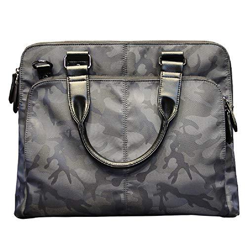 Cross Umhaengetasche Briefcase Leisure gray Section Trende Package Shoulder Men's 1 Bag Gray Travel Handbag Messenger Zhrui Business zX7Fwq1