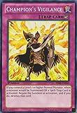 Yu-Gi-Oh! - Champion's Vigilance (SDBE-EN039) - Structure Deck: Saga of Blue-Eyes White Dragon - Unlimited Edition - Common