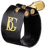 BG LFT Flex Fabric Ligature for Tenor Saxophone with Cap