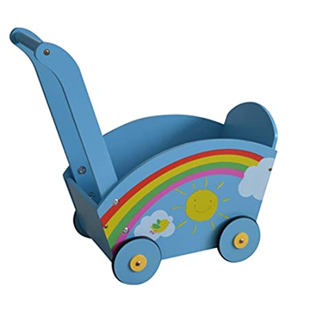 Andador, Madera Empuje del bebé Walker Walker Walker Balance ...
