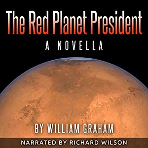 The Red Planet President Audiobook