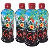 Himalayan Goji Juice - Case of 4 - 1 Liter Bottles