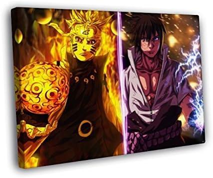 Amazon.com: h3 V6134 Naruto Uzumaki Sasuke Itachi Uchiha ...