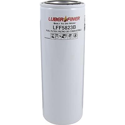 Luber-finer LFF5823B Heavy Duty Fuel Filter: Automotive