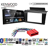 Volunteer Audio Kenwood DDX9904S Double Din Radio Install Kit with Apple CarPlay Android Auto Bluetooth Fits 2004-2009 Mazda 3