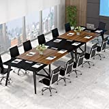 Tribesigns 8FT Conference Table, 94.5L x 47.2W inch
