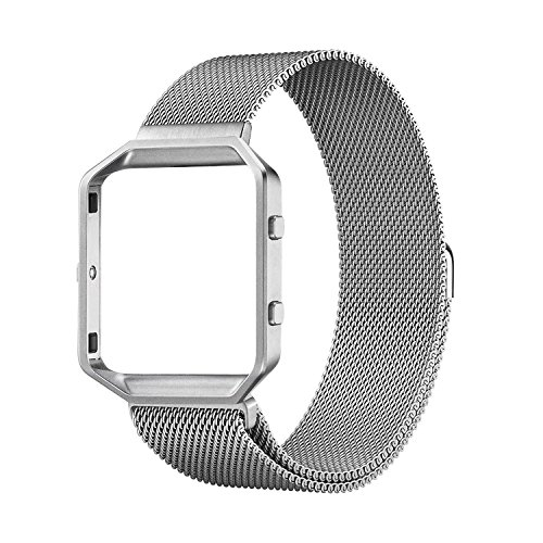VIGOSS Milanese Replacement Stainless Smartwatch