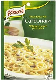 Knorr Carbonara Pasta Sauce Mix 48 gram (Pack of 24)