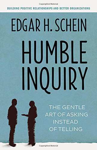 Humble Inquiry Gentle Instead Telling product image